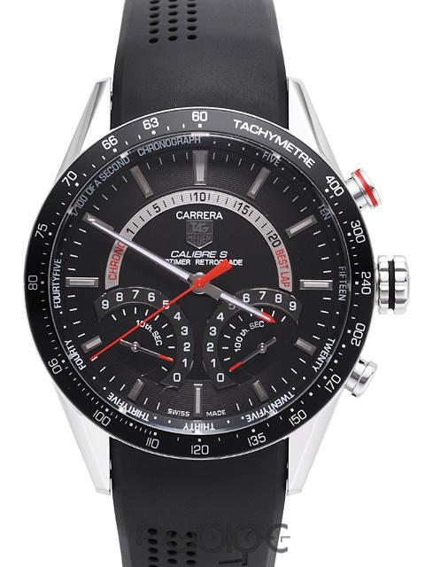 TAG Heuer Carrera Calibre S Laptimer Retrograde CV7A10.FT6012